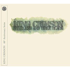 KING CRIMSON - STRALESS AND BIBLE BLACK-CD+DVD (CD)