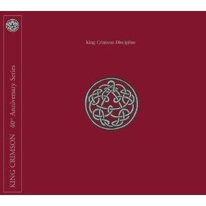 KING CRIMSON - DISCIPLINE -CD+DVD (CD)