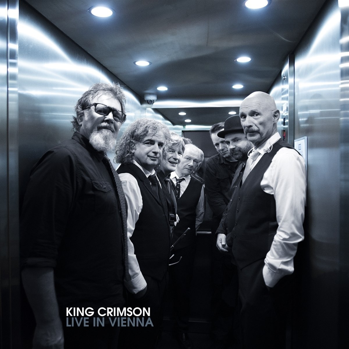 KING CRIMSON - LIVE IN VIENNA 01/12/2016 -3CD (CD)