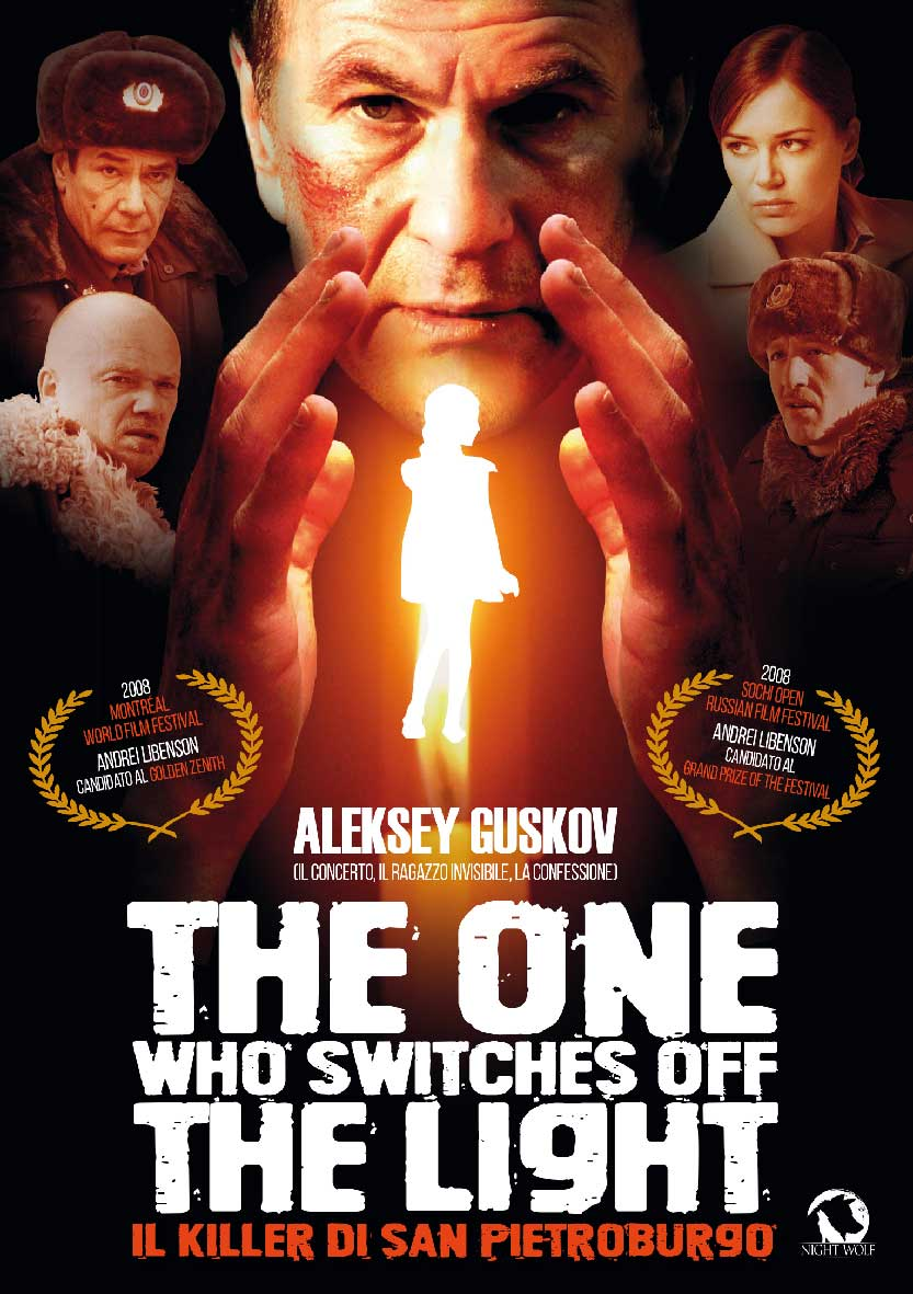 THE ONE WHO SWITCHES OFF THE LIGHT - IL KILLER DI SAN PIETROBURG