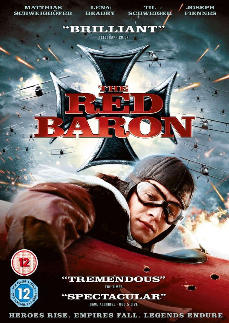 THE RED BARON - IL BARONE ROSSO (DVD)