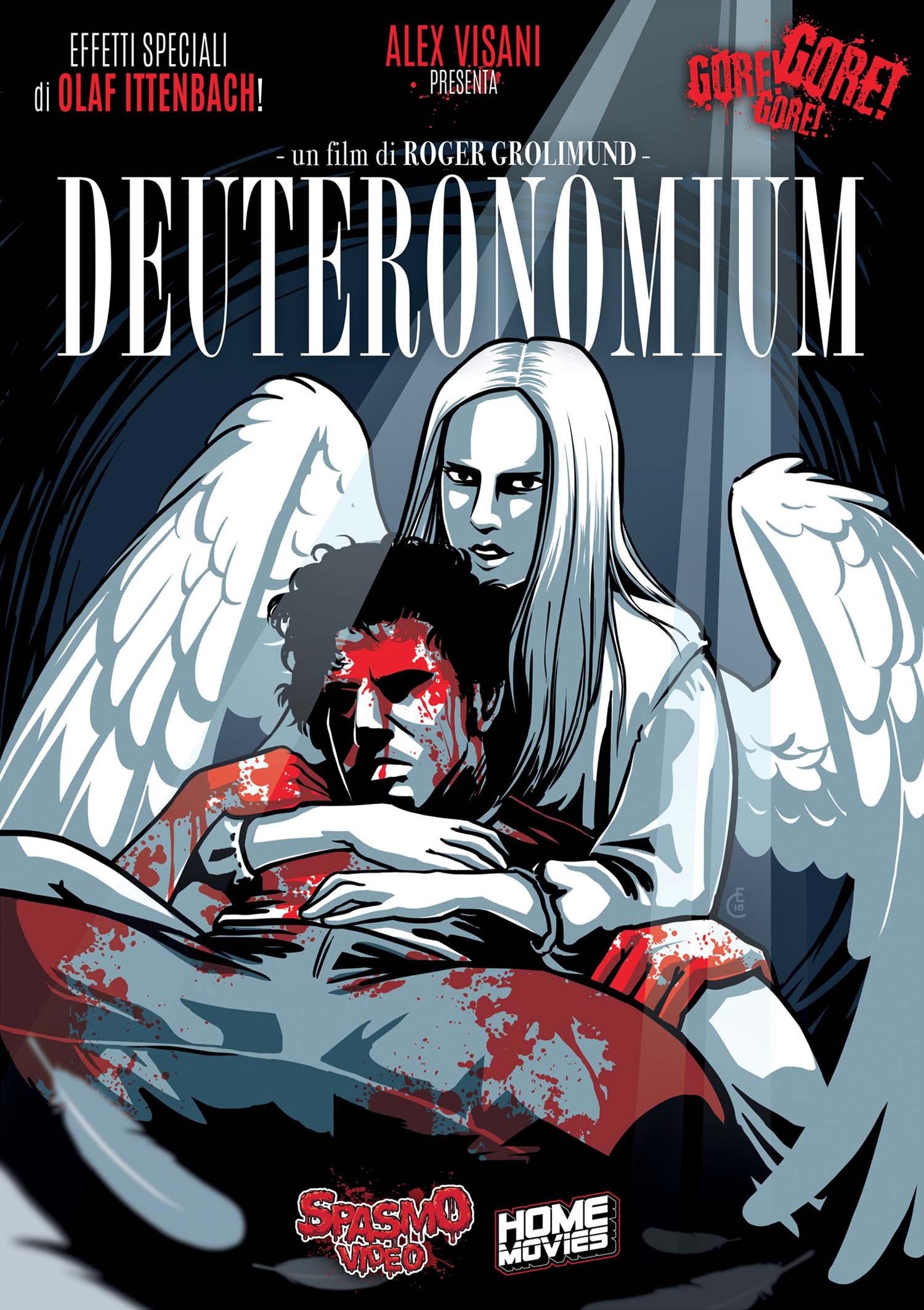DEUTERONOMIUM (LINGUA ORIGINALE) - AUDIO TEDESCO (DVD)