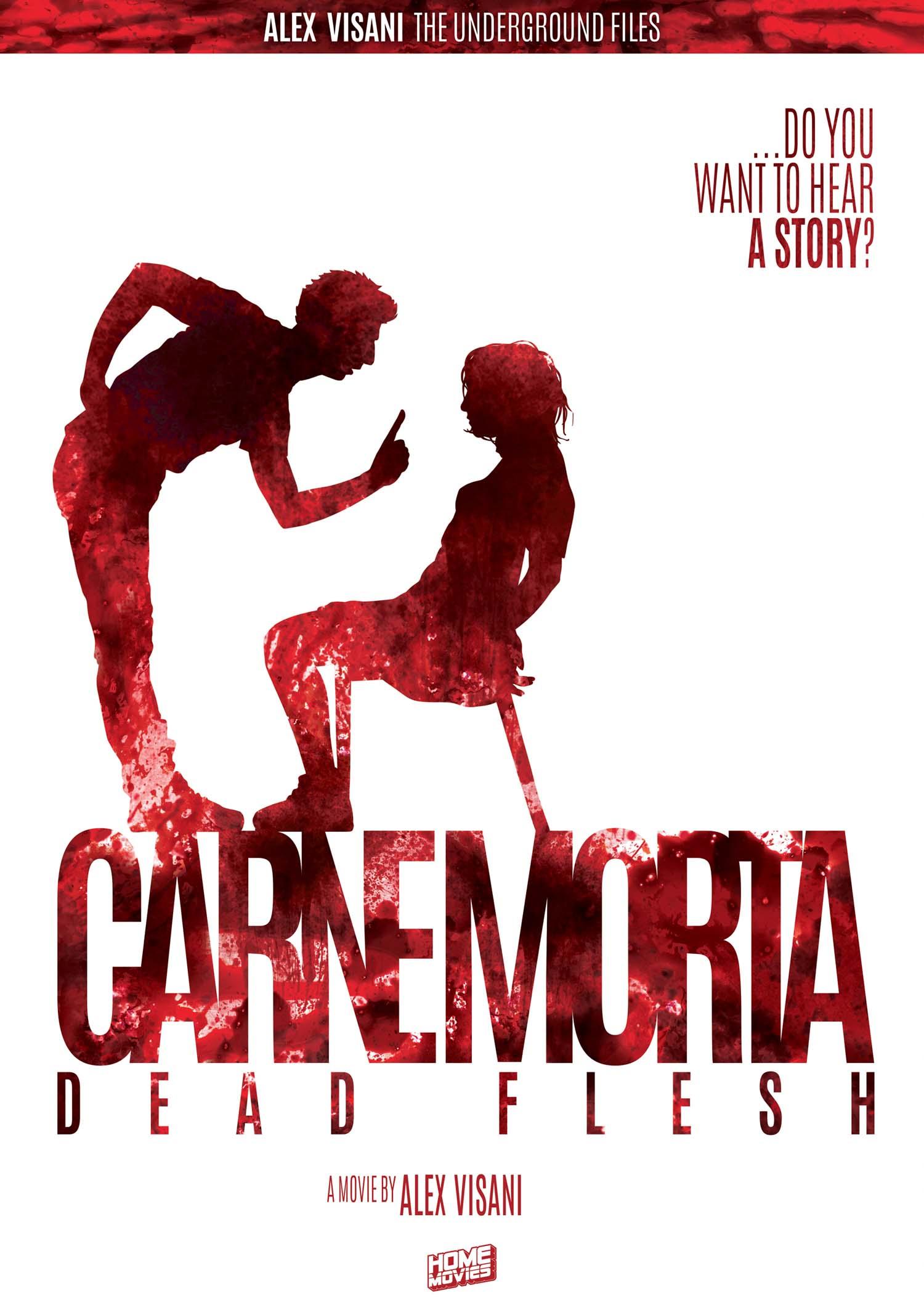 CARNE MORTA (EDIZIONE LIMITATA 500 COPIE) (DVD)