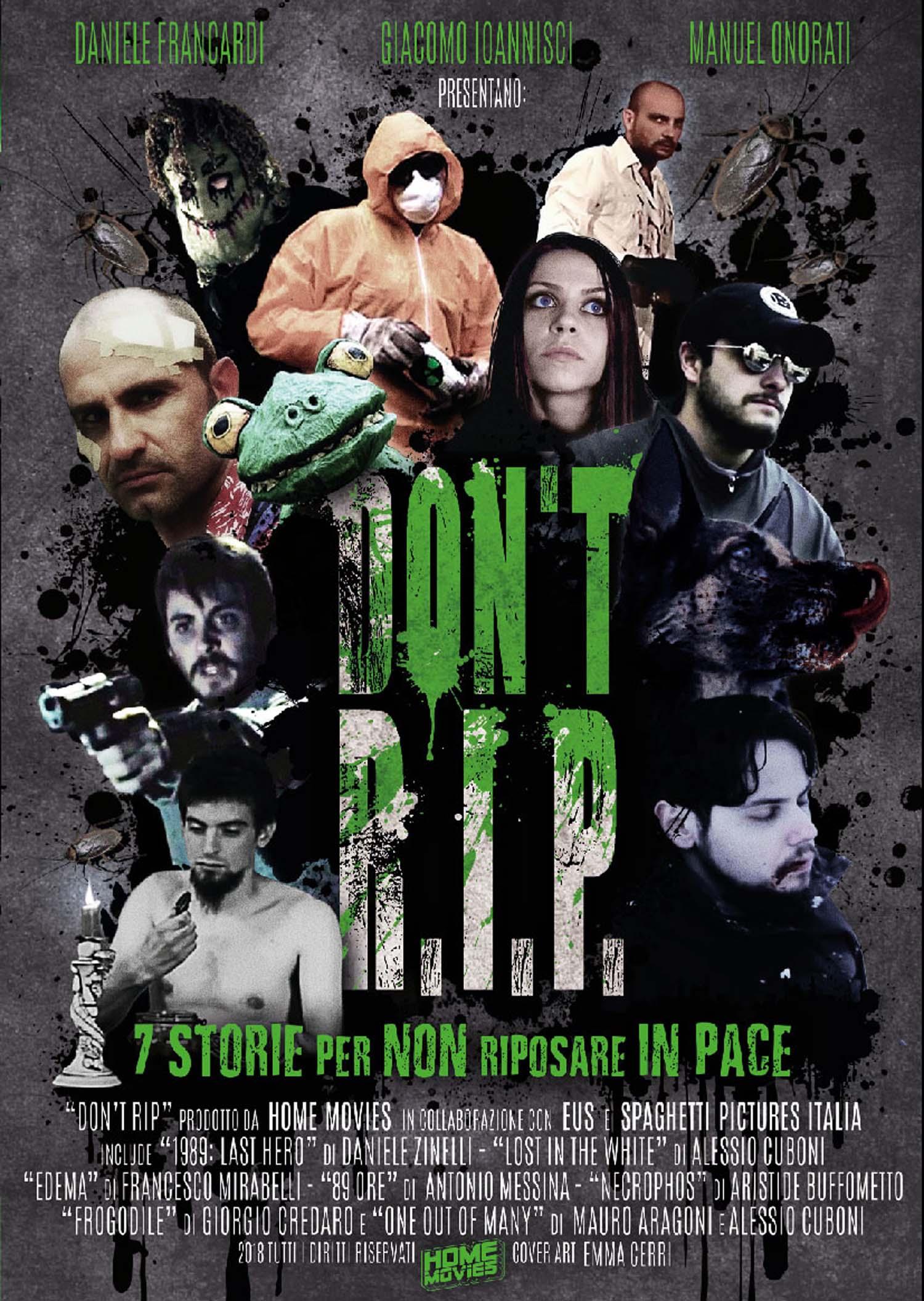 DON'T R.I.P. (EDIZIONE LIMITATA E NUMERATA 500 COPIE) (DVD)