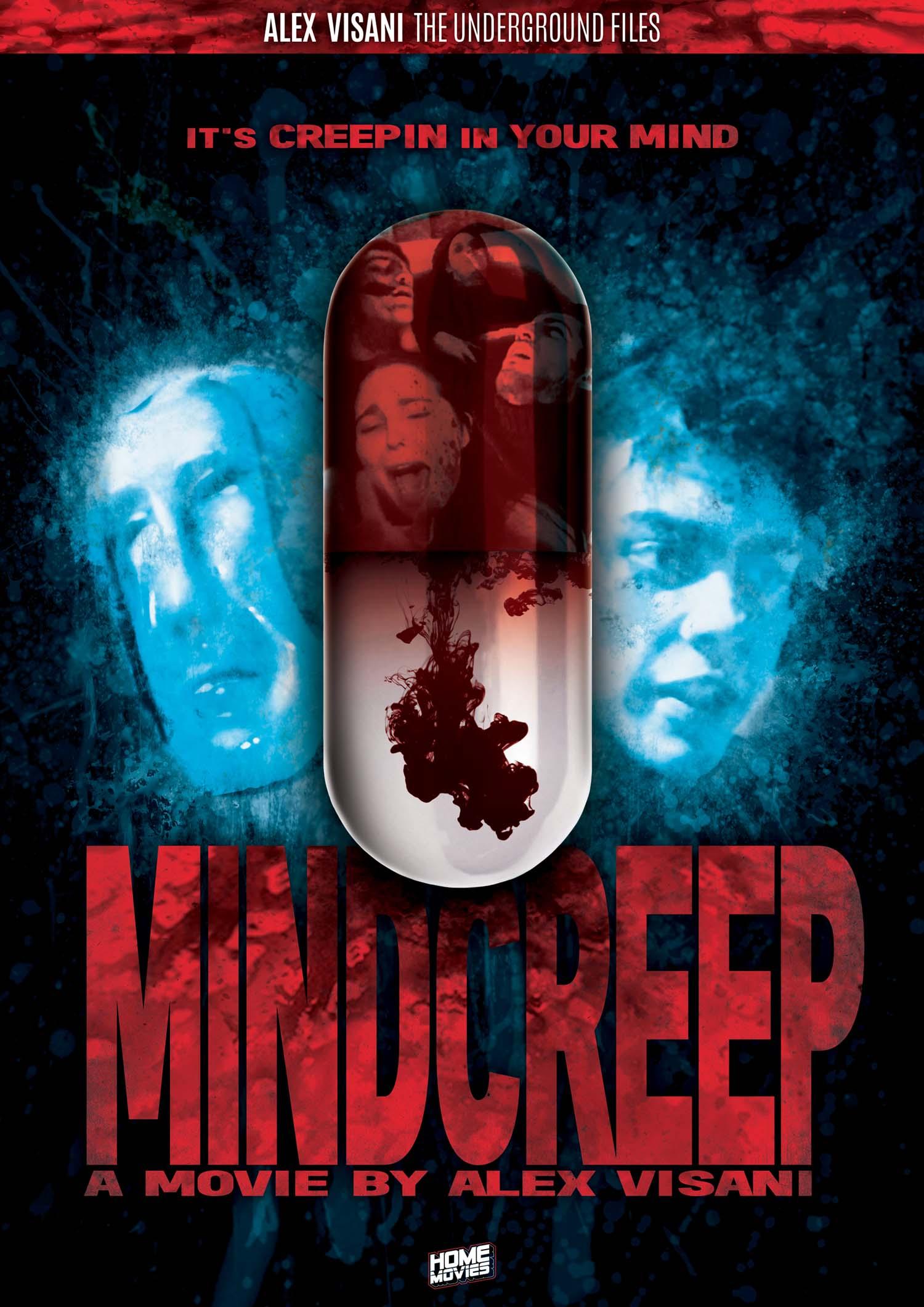 MINDCREEP (EDIZIONE LIMITATA 500 COPIE) (DVD)