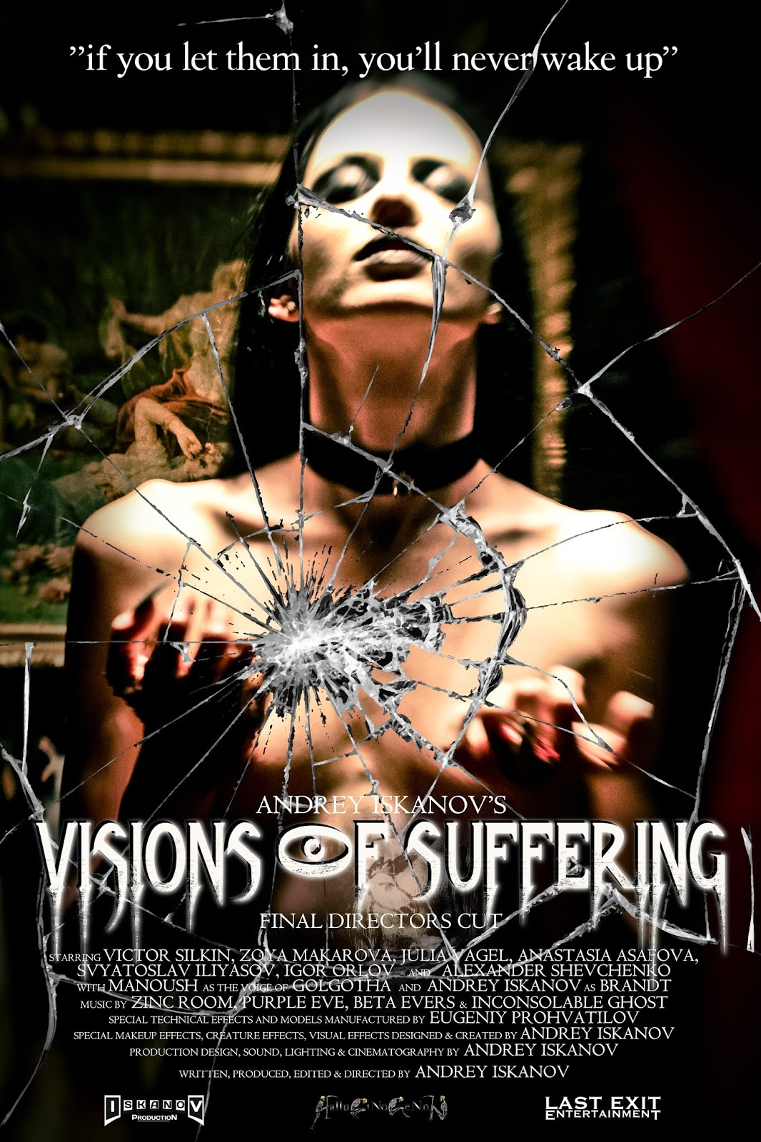 VISIONS OF SUFFERING (DVD)