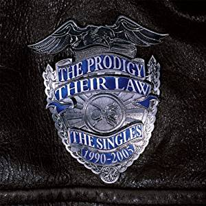 PRODIGY - THEIR LAW THE SINGLES 1990-2005 (LP)