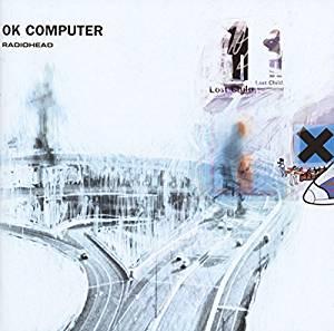 RADIOHEAD - OK COMPUTER (CD)