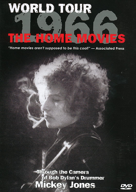 BOB DYLAN WORLD TOUR 1966:HOME MOVIES [EDIZIONE: GERMANIA] (DVD)