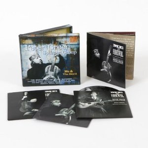 PETER GREEN - ME & THE DEVIL COFANETTO, CD (CD)