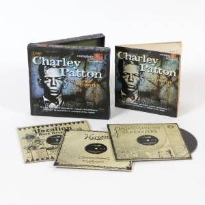 CHARLEY PATTON - THE DEFINITIVE -3CD (CD)
