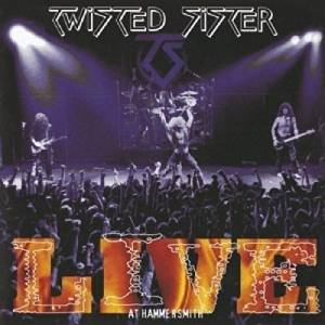 TWISTED SISTER - LIVE AT HAMMERSMITH -2CD (CD)