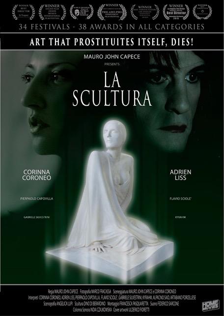 LA SCULTURA (DVD)