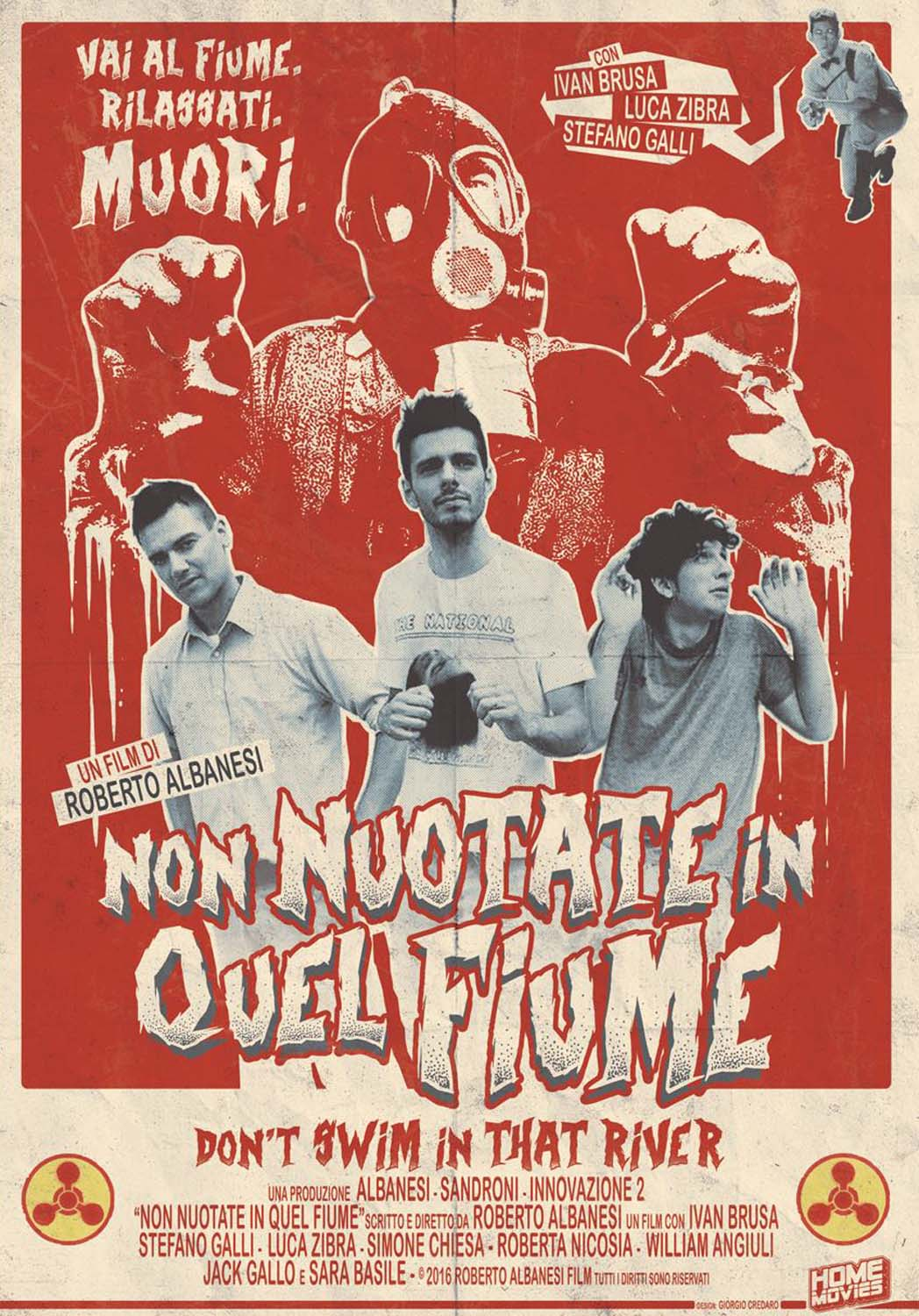 NON NUOTATE IN QUEL FIUME (DVD)