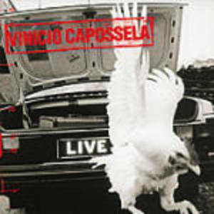 VINICIO CAPOSSELA - LIVE IN VOLVO (CD)