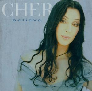 CHER - BELIEVE (CD)