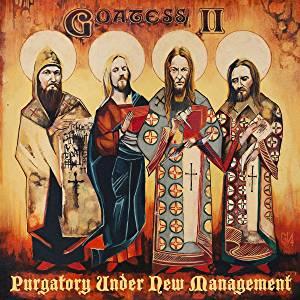 GOATESS II (CD)