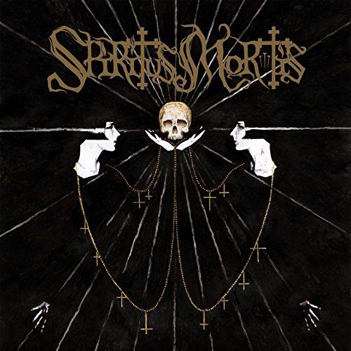 SPIRITUS MORTIS - THE GOD BEHIND THE GOD (CD)