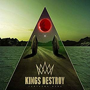 KINGS DESTROY - FANTASMA NERA (CD)