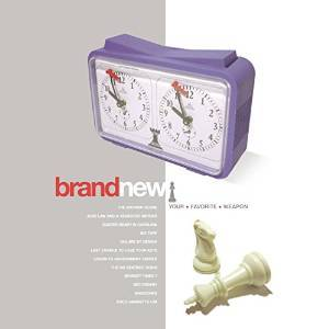 BRAND NEW - YOU FAVORITE WEAPON (CD)