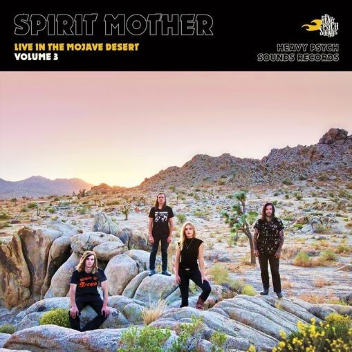 SPIRIT MOTHER - LIVE IN THE MOJAVE DESERT VOL.3 (CD)