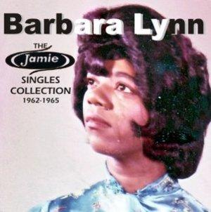 BARBARA LYNN - JAMIE SINGLES COLLECTION (CD)