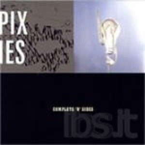 PIXIES - COMPLETE 'B' SIDES (CD)