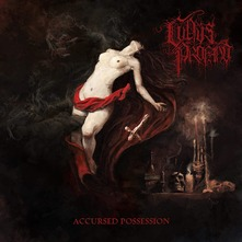 CULTUS PROFANO - ACCURSED POSSESSION (CD)