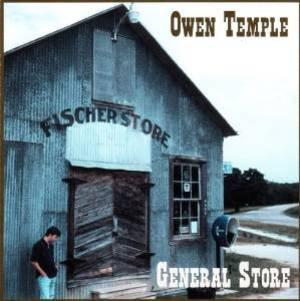 OWEN TEMPLE - GENERAL STORE (CD)