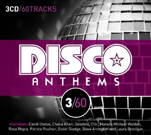 DISCO ANTHEMS -2CD (CD)