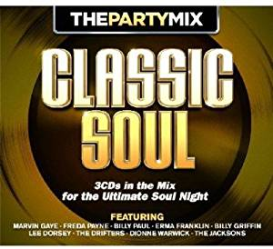 PARTY MIX CLASSIC SOUL -3CD (CD)