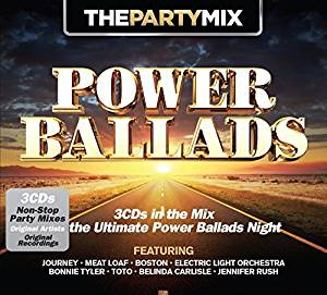 PARTY MIX POWER BALLADS -3CD (CD)