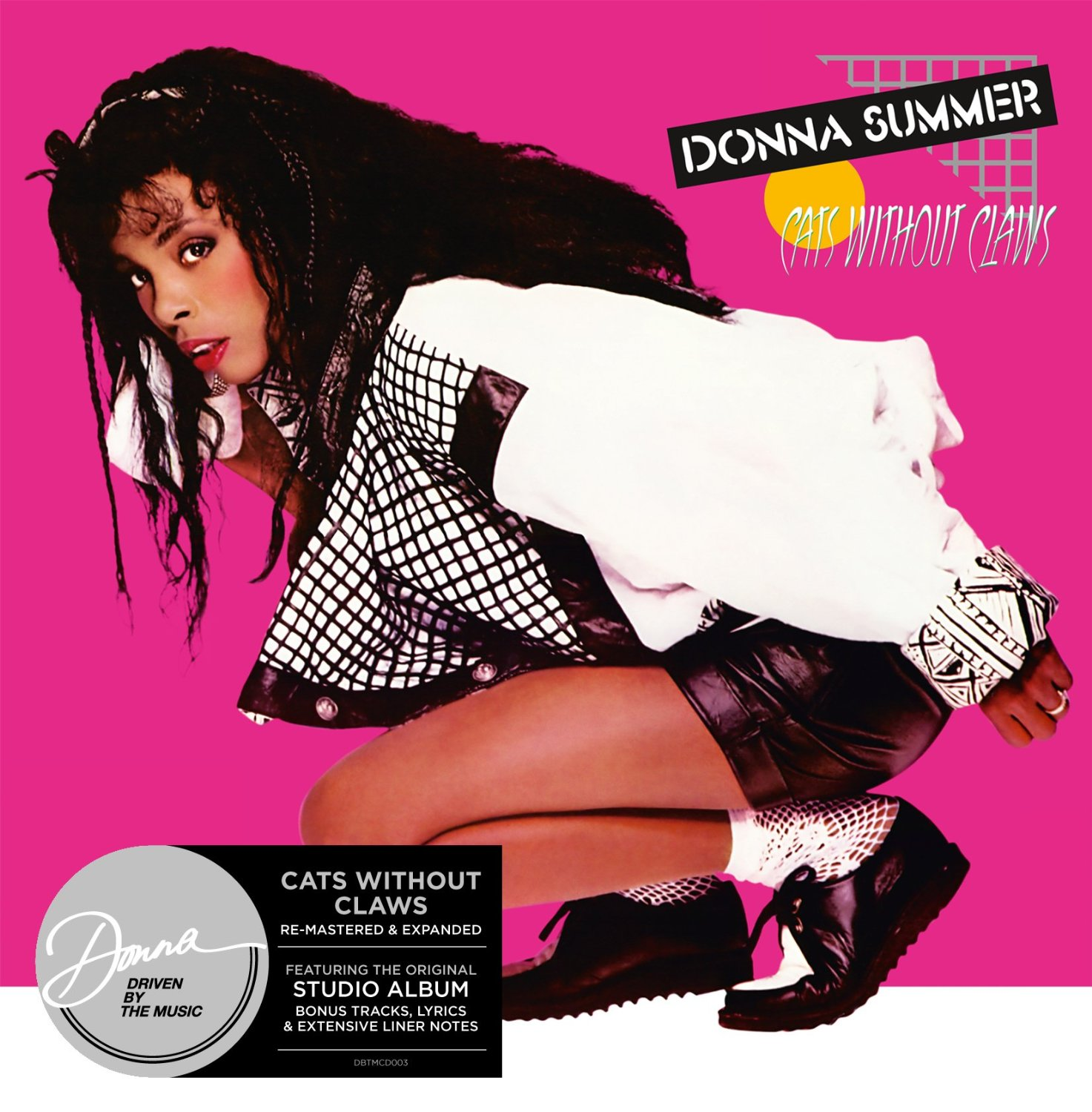 DONNA SUMMER - CATS WITHOUT CLAWS (CD)