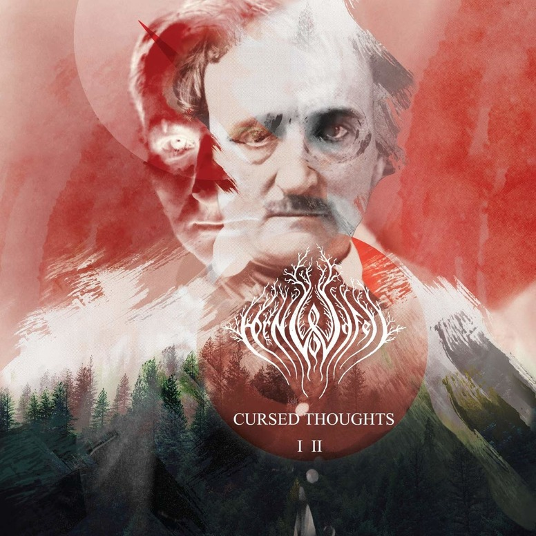 HORNWOOD FELL - CURSED THOUGHTS (CD)