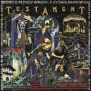 TESTAMENT - LIVE AT THE FILLMORE (CD)