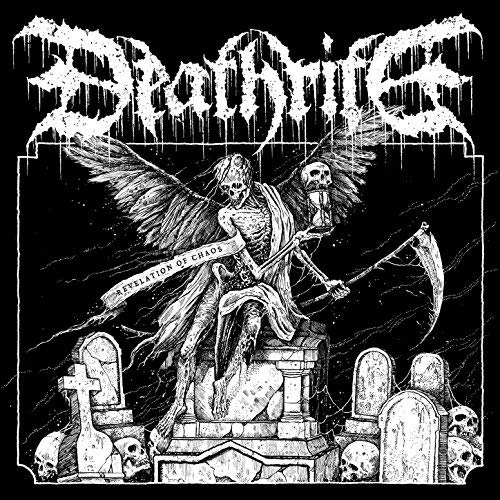 DEATHRITE - REVELATION OF CHAOS (CD)