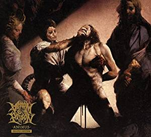 VENOM PRISON - ANIMUS (CD)