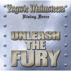 YNGWIE MALMSTEEN - UNLEASH THE FURY (CD)