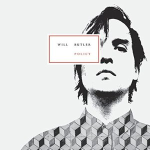 WILL BUTLER - POLICY (CD)