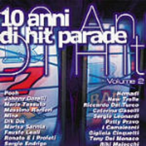 10 ANNI DI HIT PARADE VOL.2 (CD)
