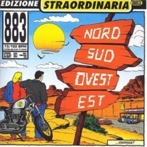 883 - NORD SUD OVEST EST -2INED. 4RMX (CD)