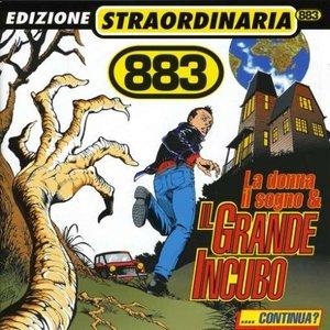883 - LA DONNA IL SOGNO E IL GRANDE INCUBO 2INED. 4RMX (CD)