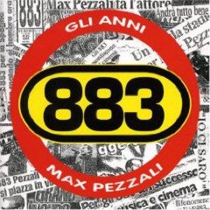 883 - GLI ANNI (CD)