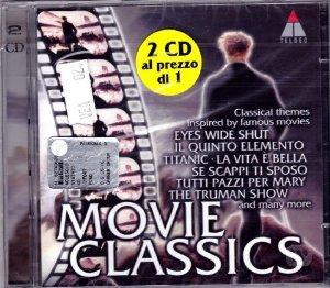 MOVIE CLASSICS -2CD (CD)