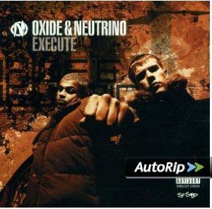 OXIDE AND NEUTRINO - EXECUTIVE (CD)