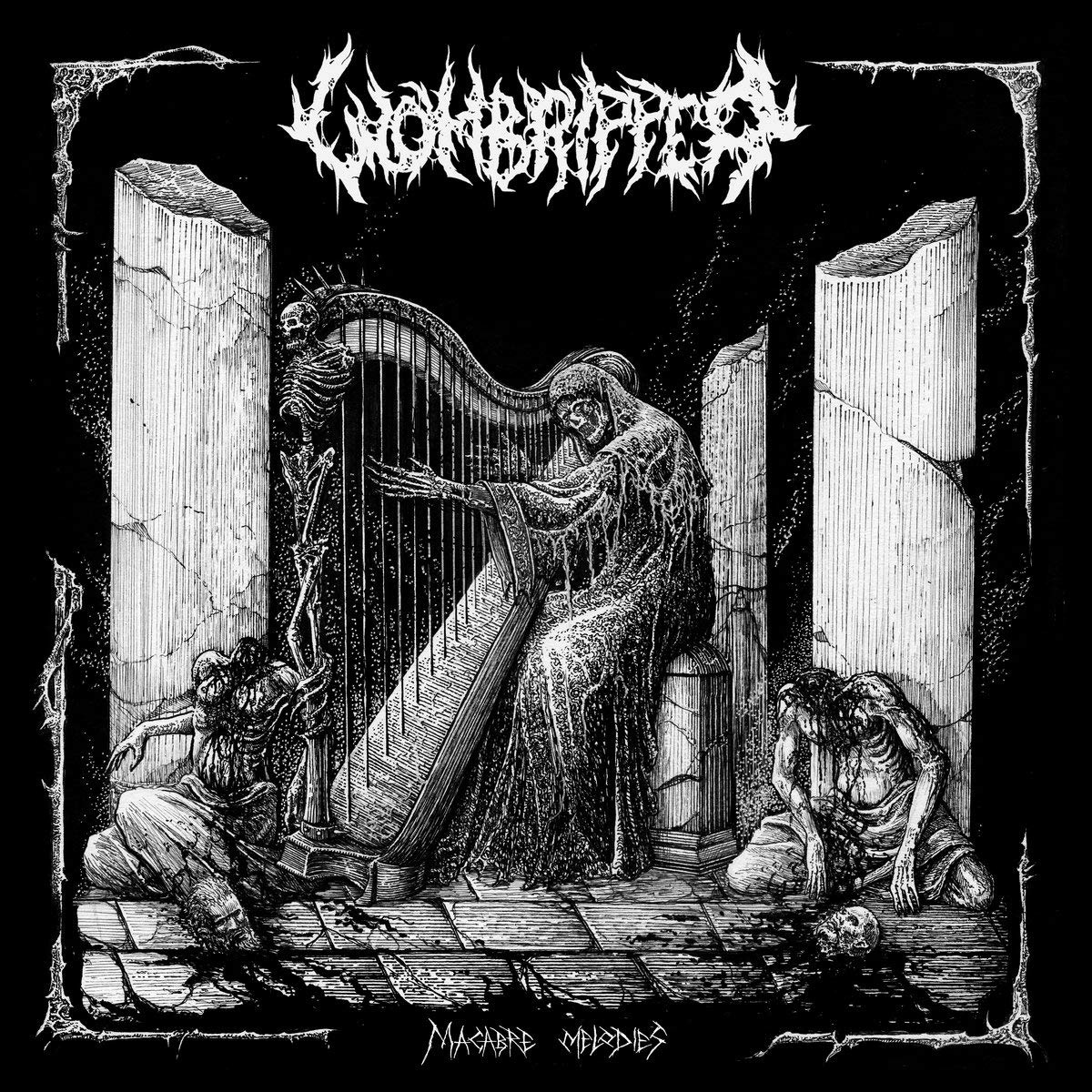 WOMBRIPPER - MACABRE MELODIES (CD)