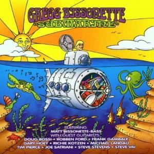 GREGG BISSONETTE - SUBMARINE (CD)