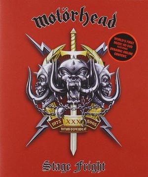 MOTORHEAD - STAGE FRIGHT (DVD)