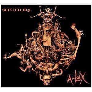 SEPULTURA - A-LEX - (DELUXE EDITION) (CD)