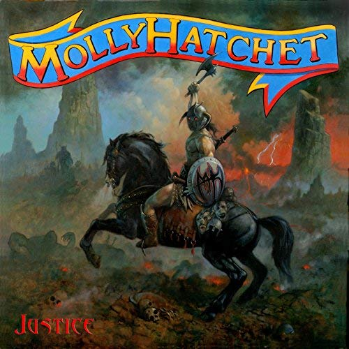 JUSTICE -MOLLY HATCHET (CD)